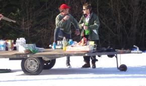 10/01/2009 Ski cross