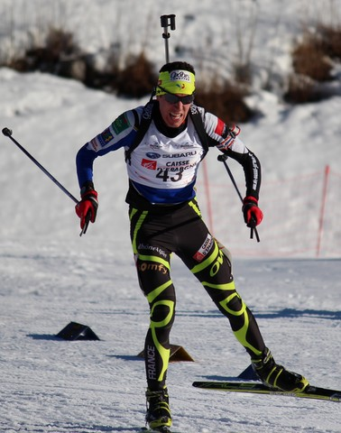 Championnats du Monde Juniors de Biathlon 2013
