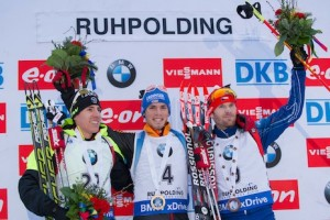 IBU world cup biathlon, mass men, Ruhpolding (GER)
